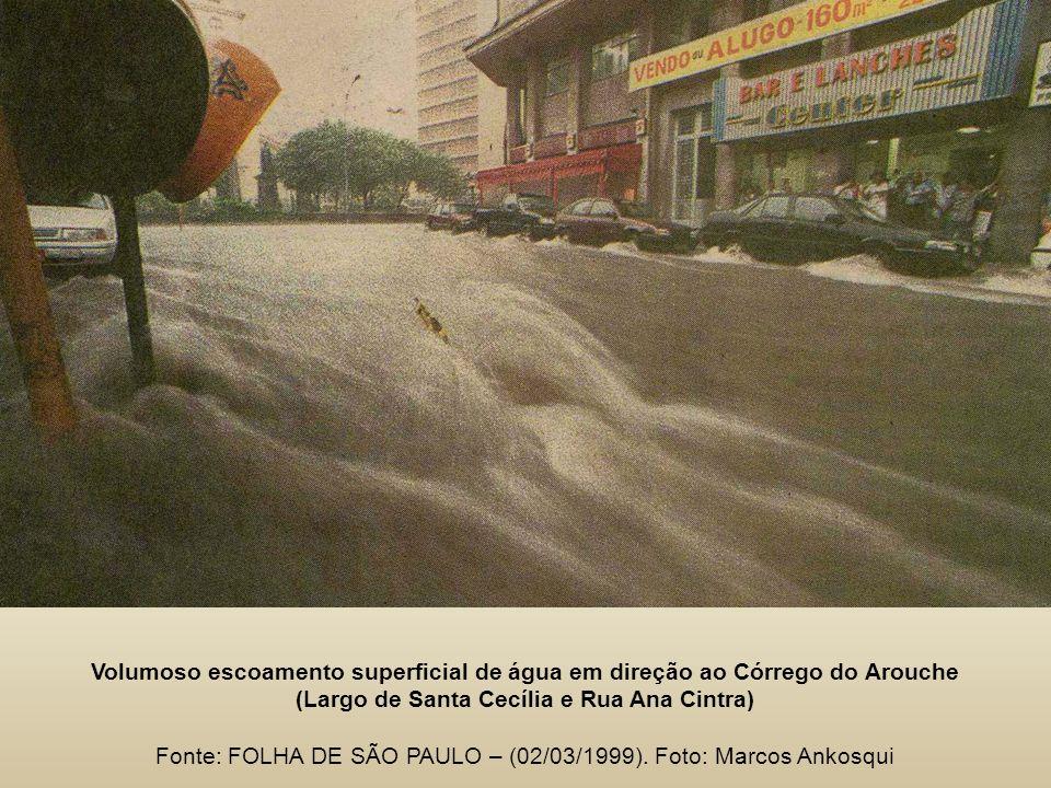 (Largo de Santa Cecília e Rua Ana Cintra)