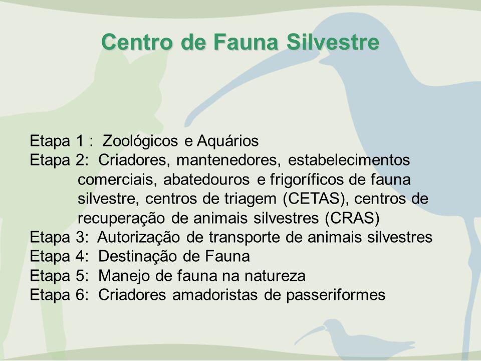 Centro de Fauna Silvestre