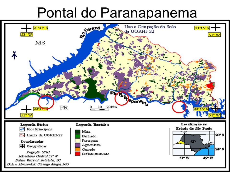 Pontal do Paranapanema