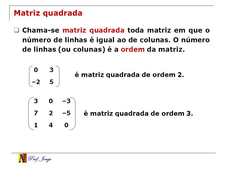 Matriz quadrada