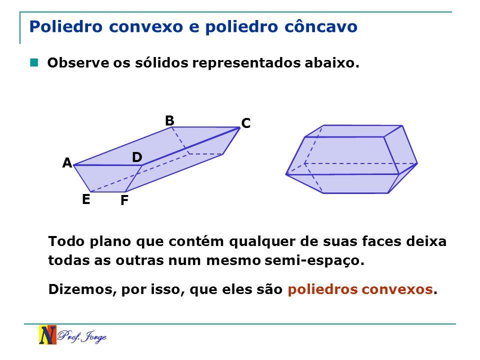 Poliedro convexo e poliedro côncavo