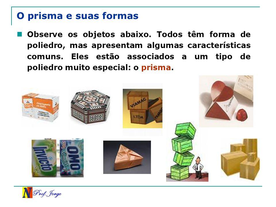 O prisma e suas formas