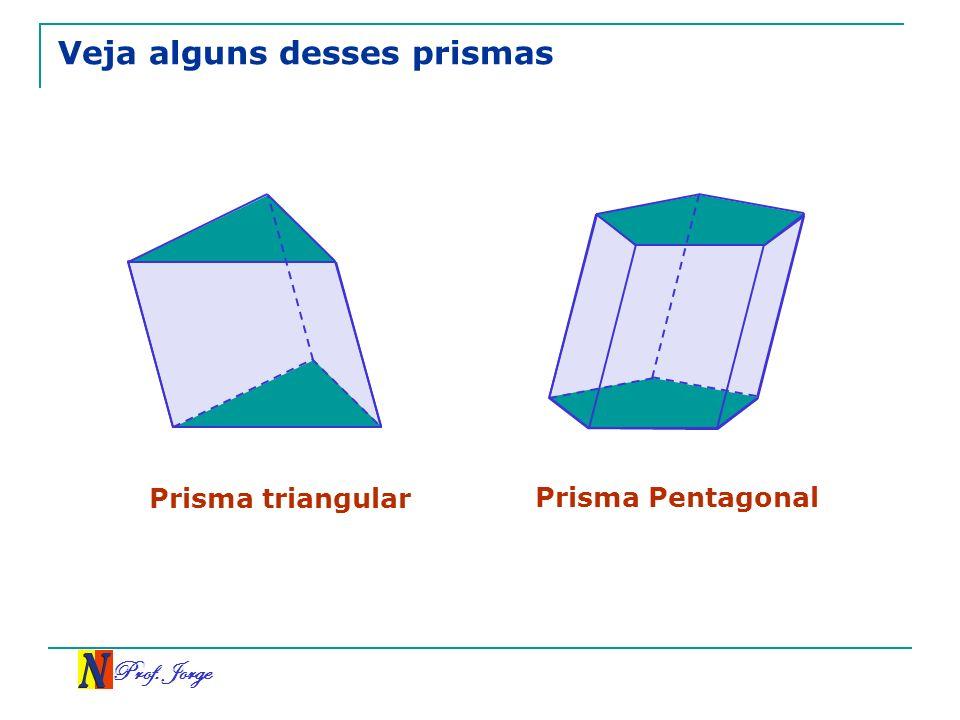 Veja alguns desses prismas