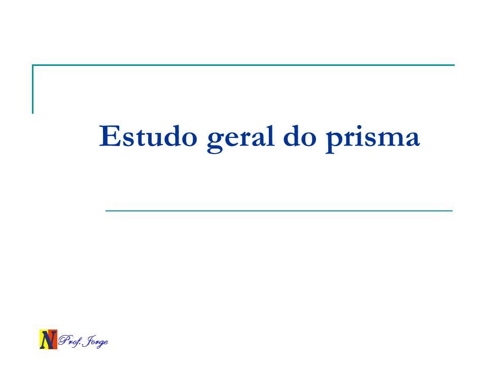Estudo geral do prisma Prof. Jorge