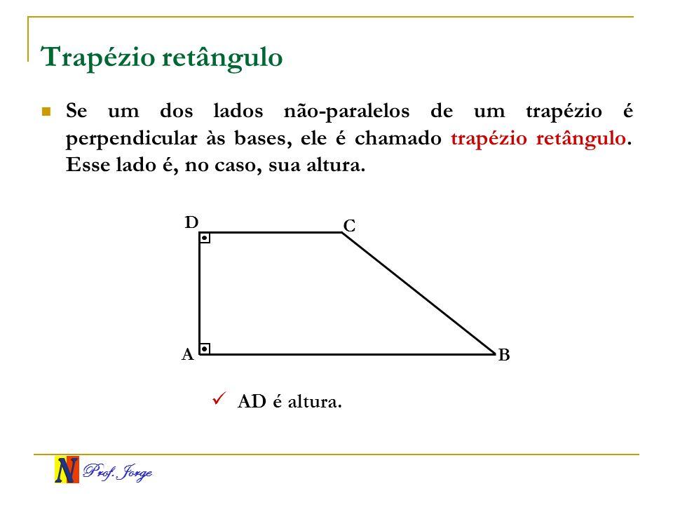 Trapézio retângulo