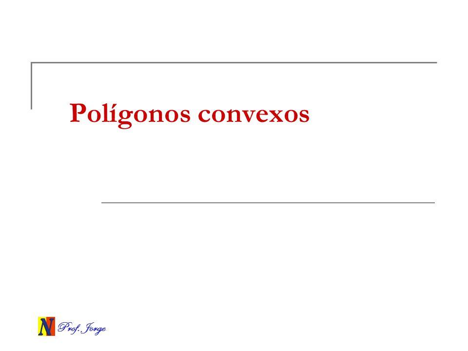 Polígonos convexos