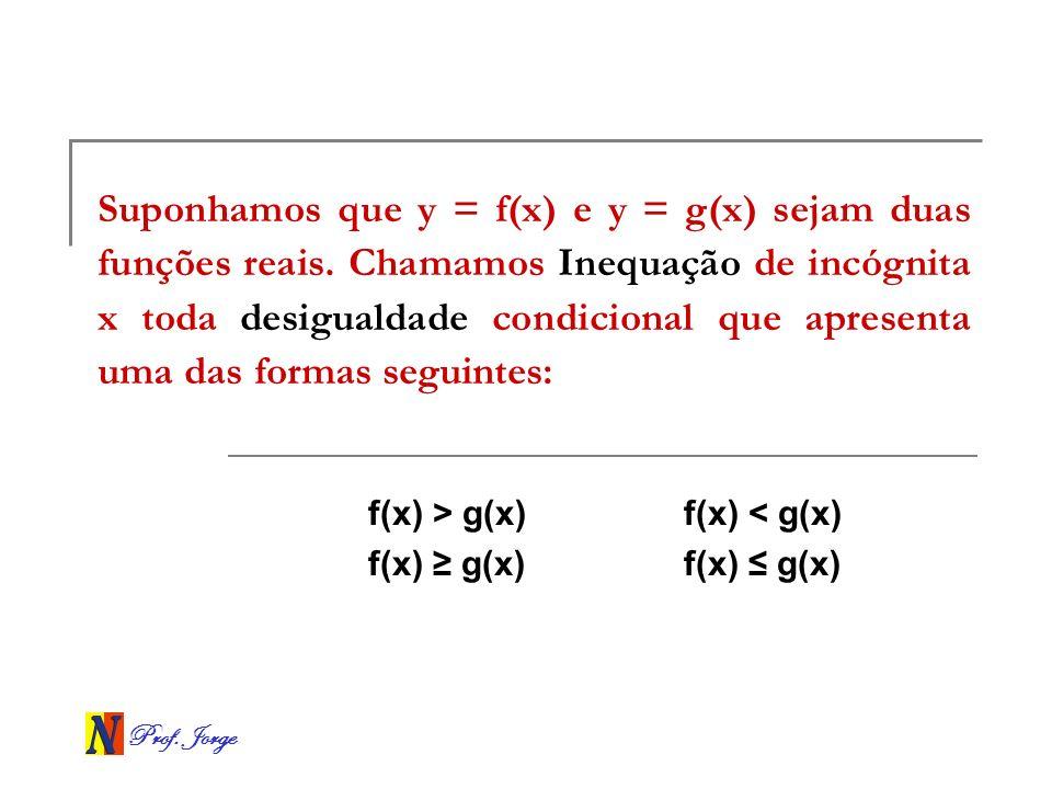 f(x) > g(x) f(x) < g(x) f(x) ≥ g(x) f(x) ≤ g(x)