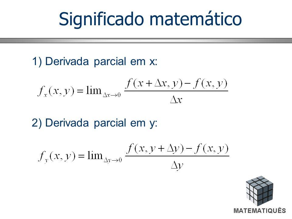 Significado matemático