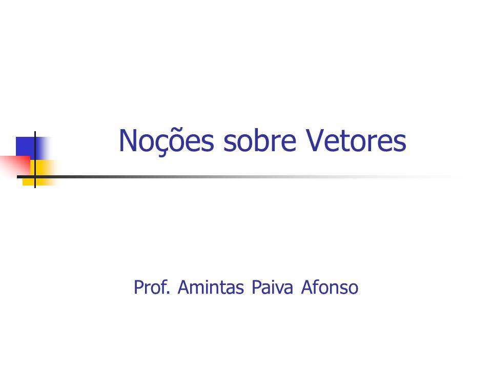 Prof. Amintas Paiva Afonso