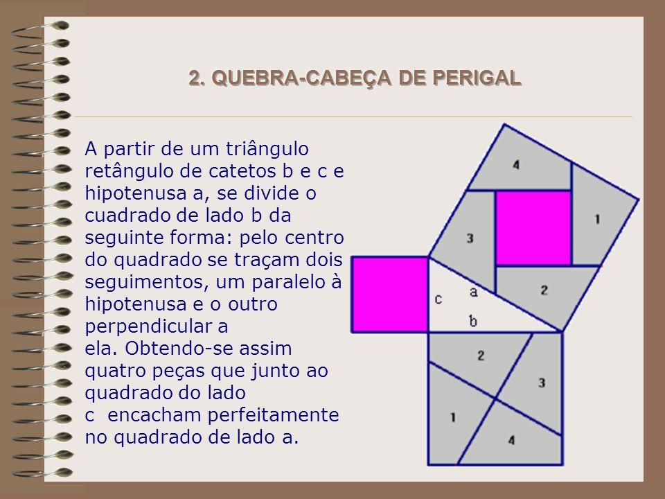 2. QUEBRA-CABEÇA DE PERIGAL