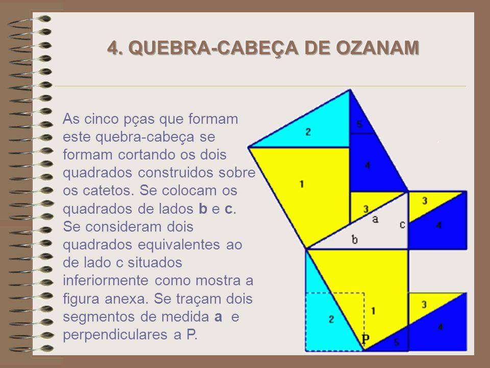 4. QUEBRA-CABEÇA DE OZANAM