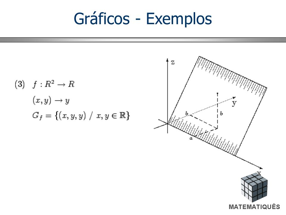 Gráficos - Exemplos
