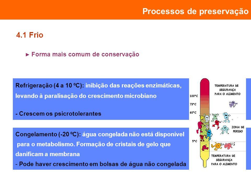 Processos de preservação