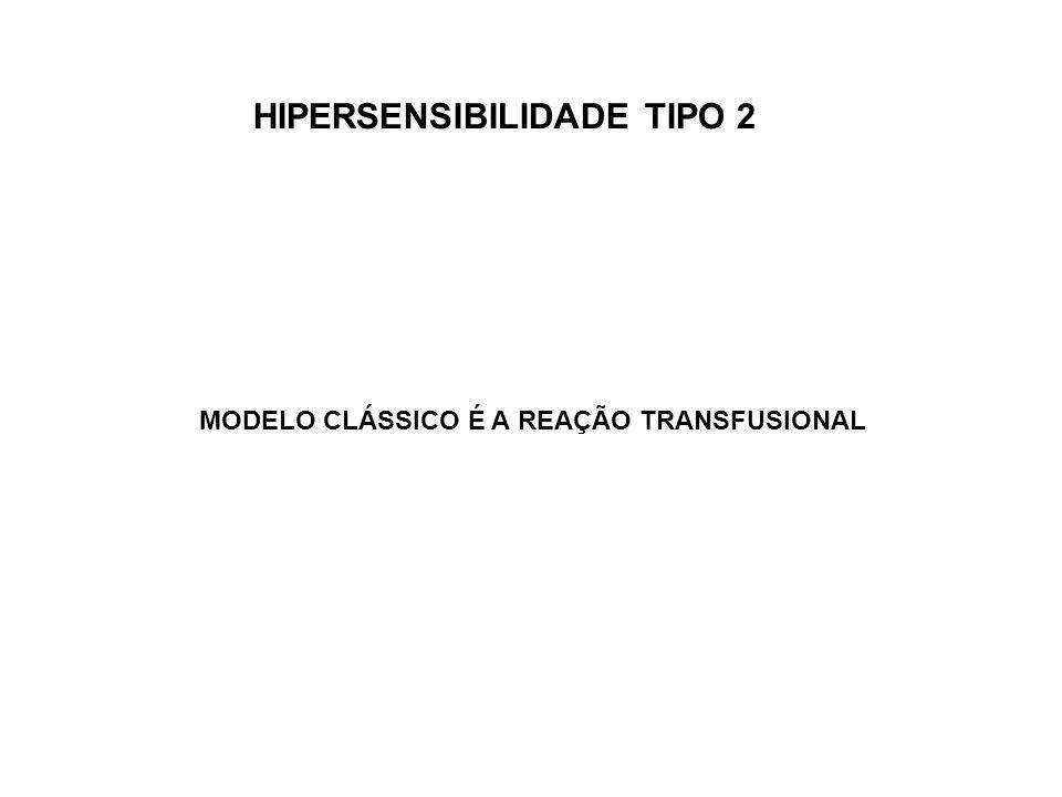 HIPERSENSIBILIDADE TIPO 2
