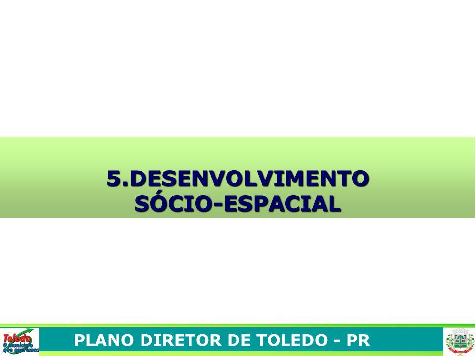 5.DESENVOLVIMENTO SÓCIO-ESPACIAL