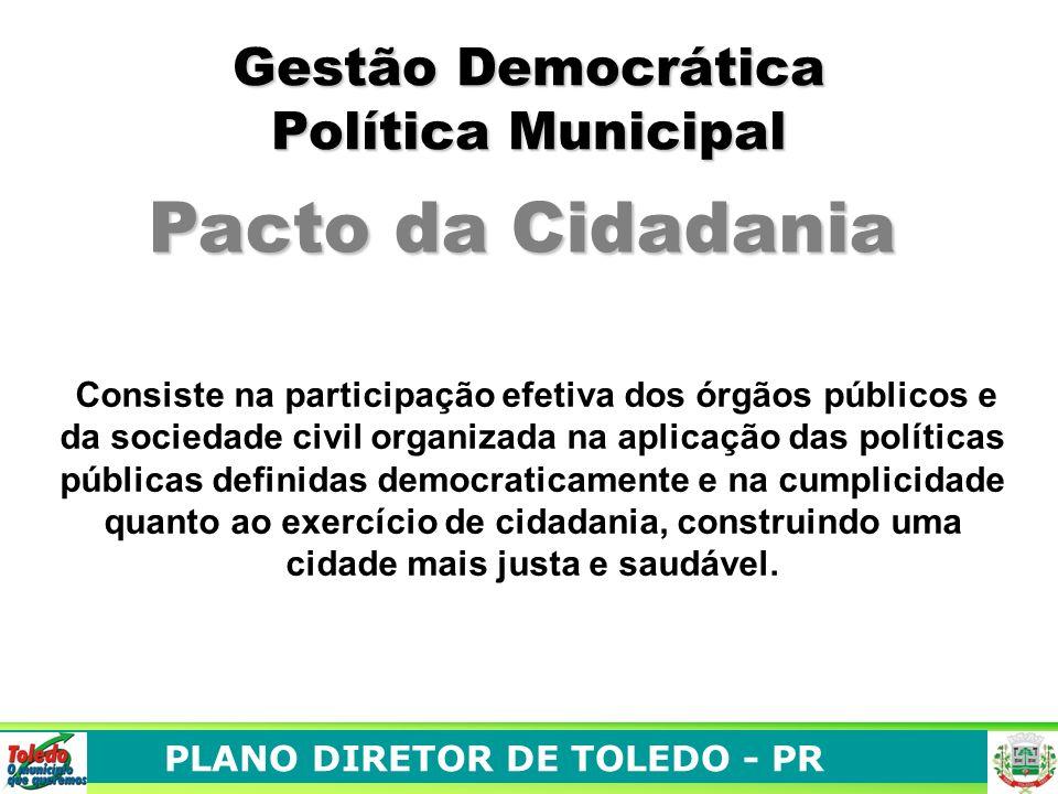 Gestão Democrática Política Municipal