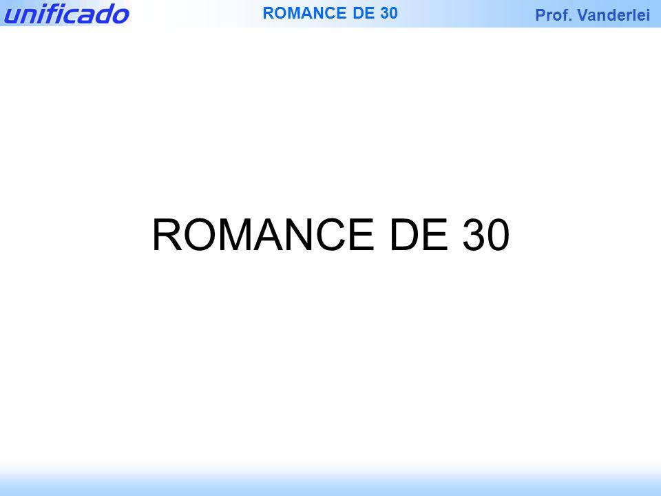 ROMANCE DE 30