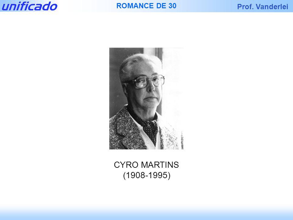 CYRO MARTINS (1908-1995)