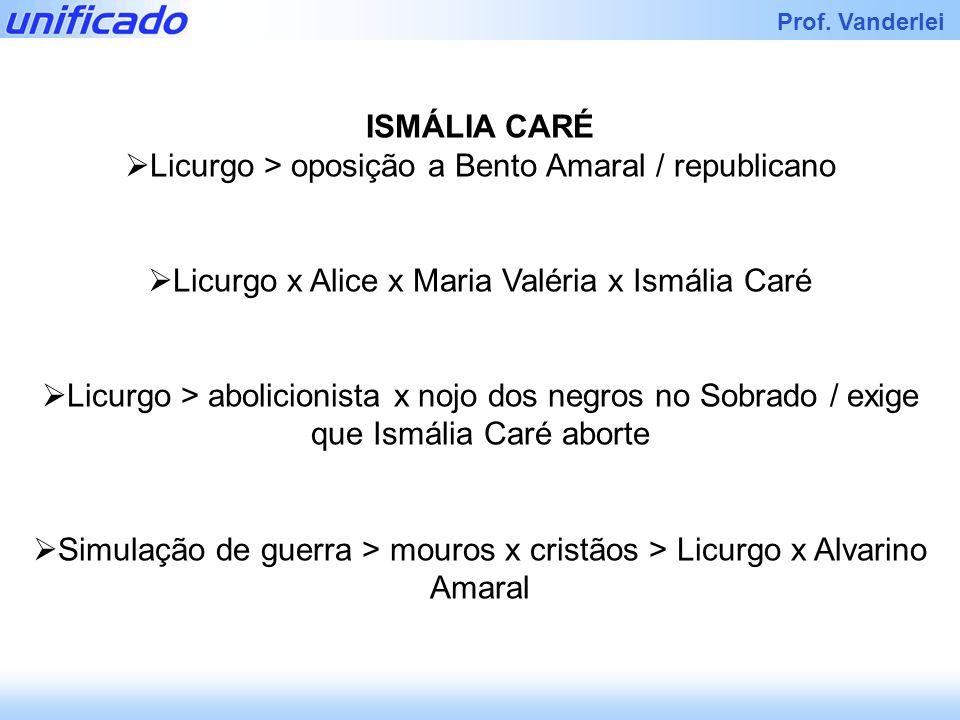 Licurgo > oposição a Bento Amaral / republicano