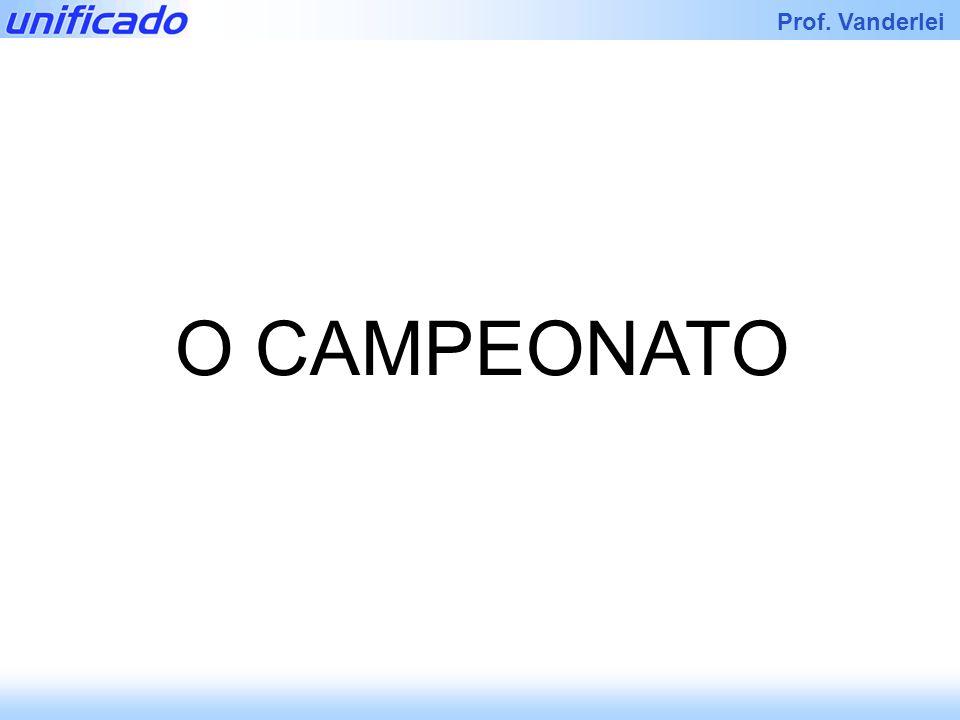 O CAMPEONATO