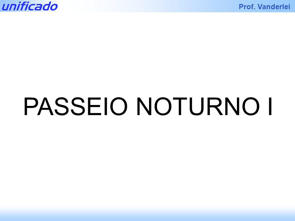 PASSEIO NOTURNO I