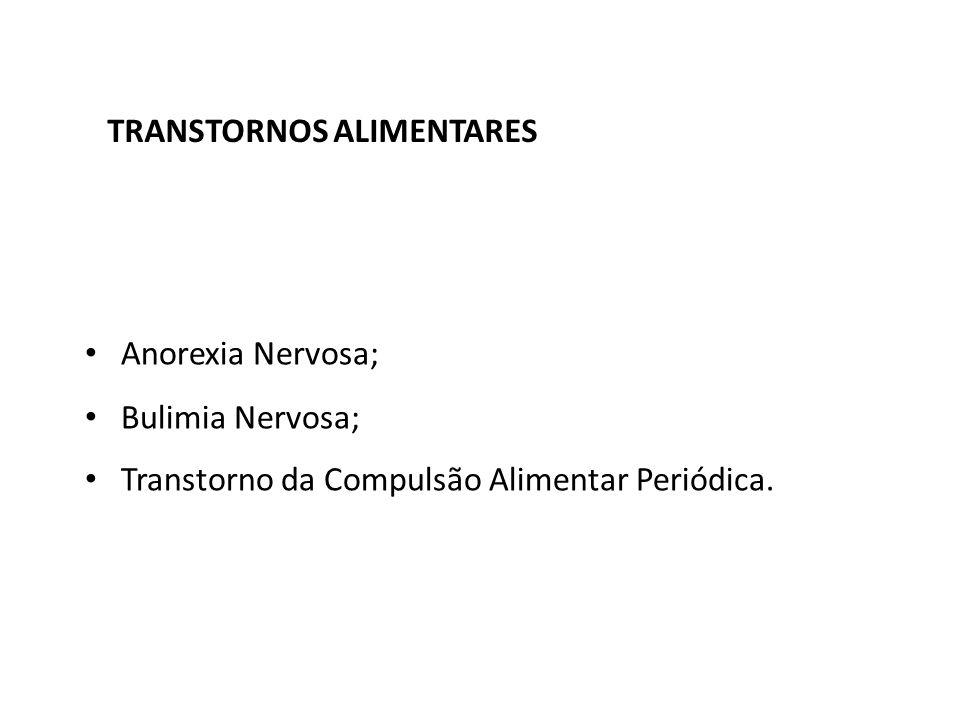 TRANSTORNOS ALIMENTARES