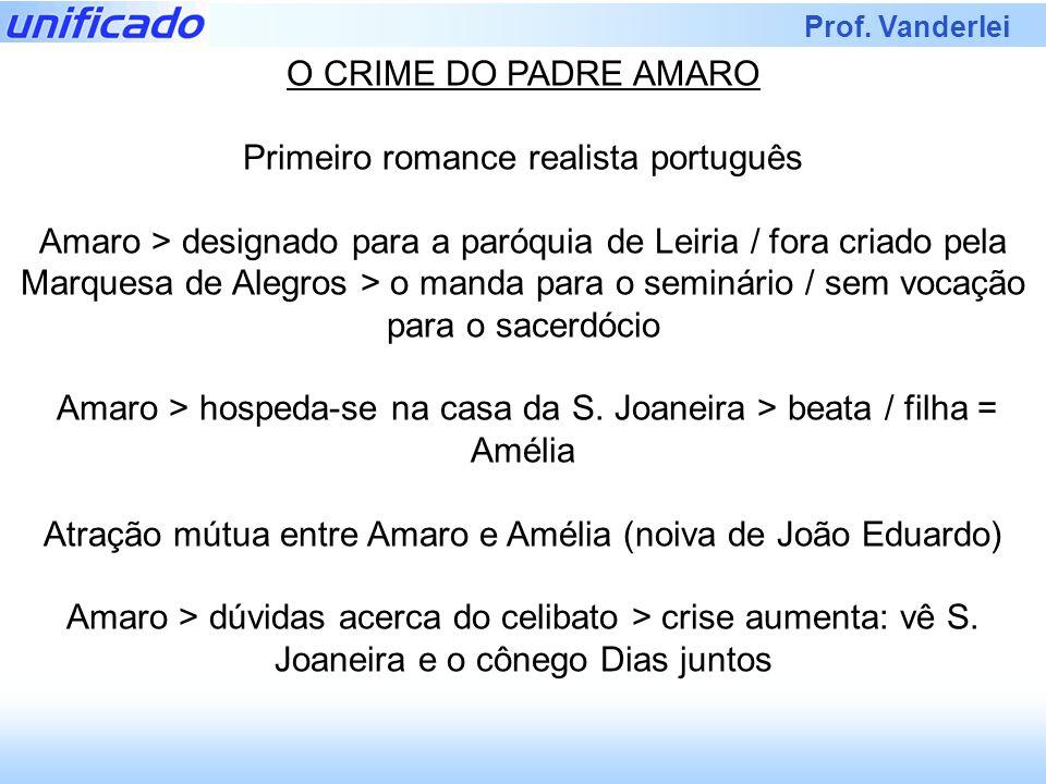 Primeiro romance realista português