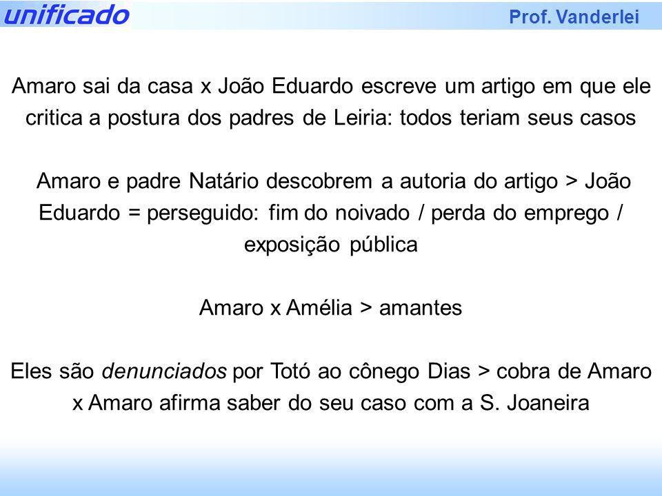 Amaro x Amélia > amantes