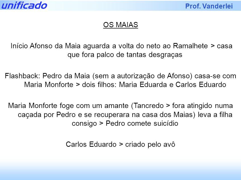 Carlos Eduardo > criado pelo avô