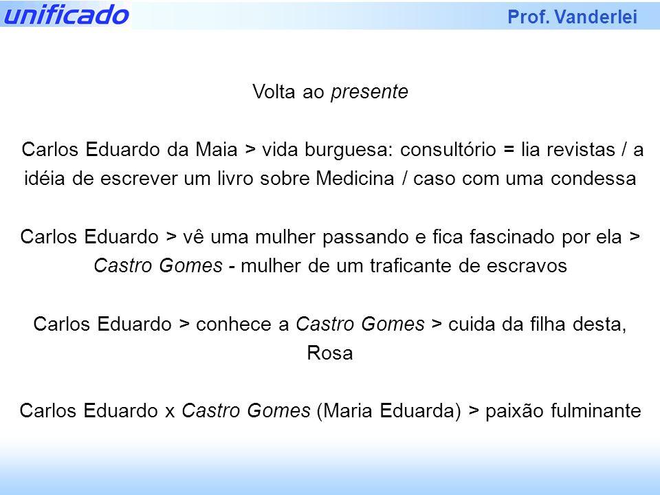 Carlos Eduardo x Castro Gomes (Maria Eduarda) > paixão fulminante