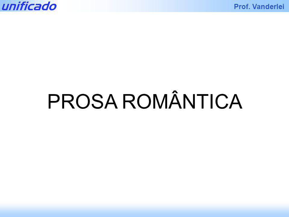 PROSA ROMÂNTICA