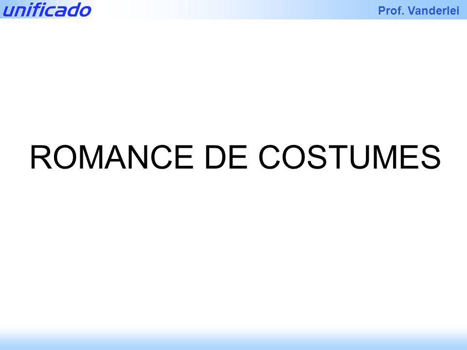 ROMANCE DE COSTUMES