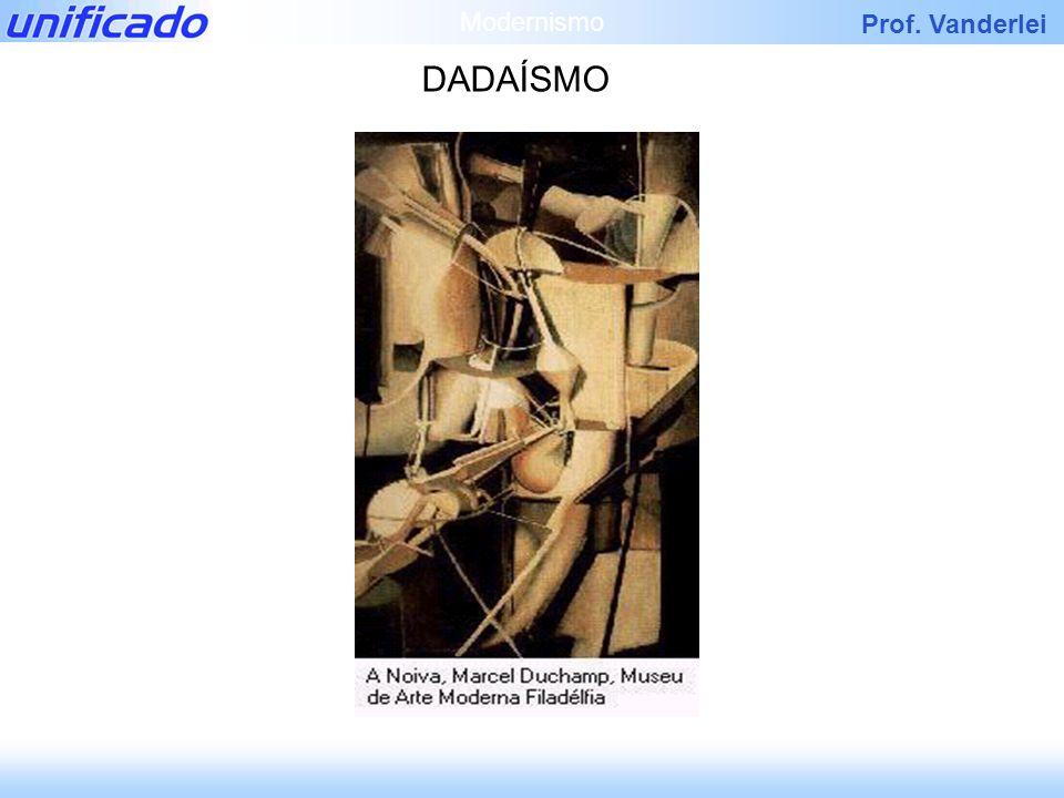 Modernismo DADAÍSMO