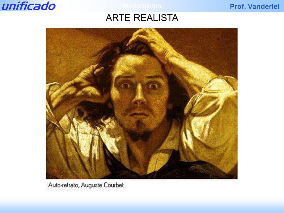 Modernismo ARTE REALISTA