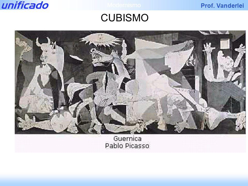 Modernismo CUBISMO