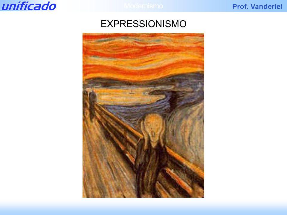 Modernismo EXPRESSIONISMO