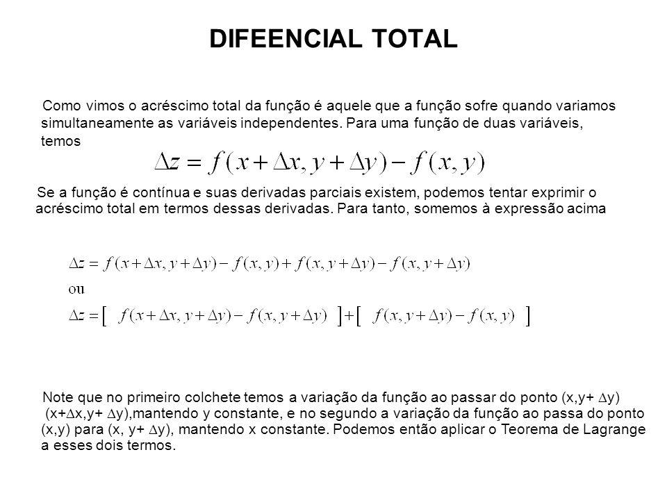 DIFEENCIAL TOTAL
