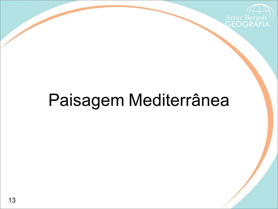Paisagem Mediterrânea