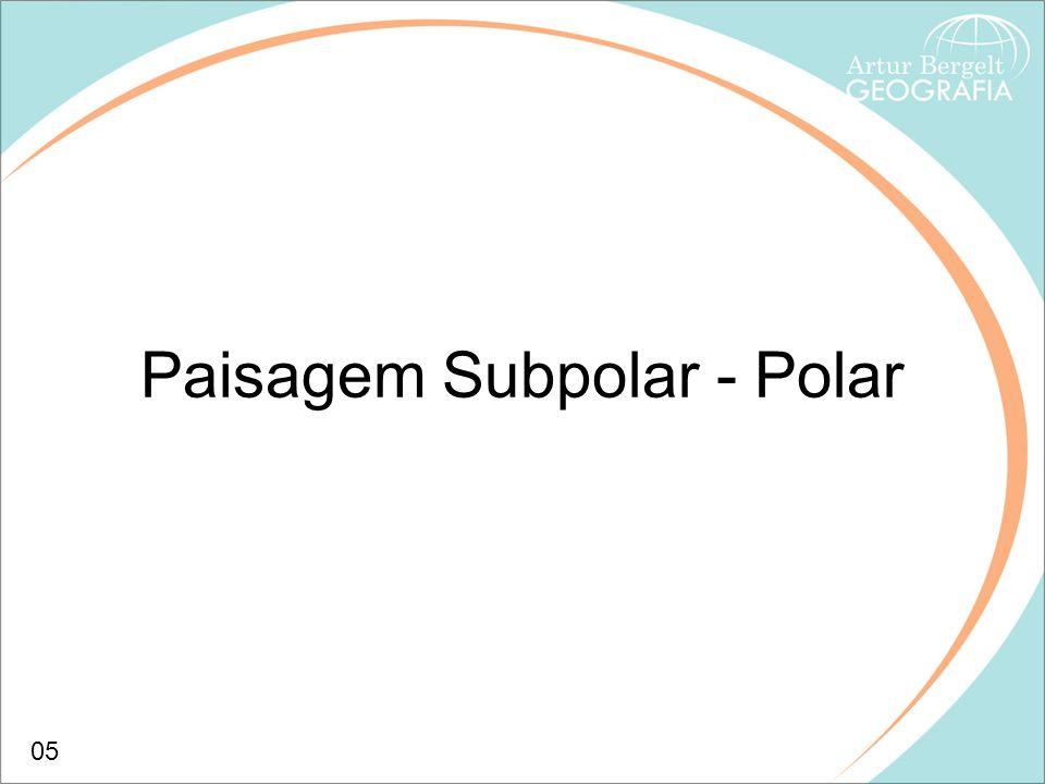Paisagem Subpolar - Polar