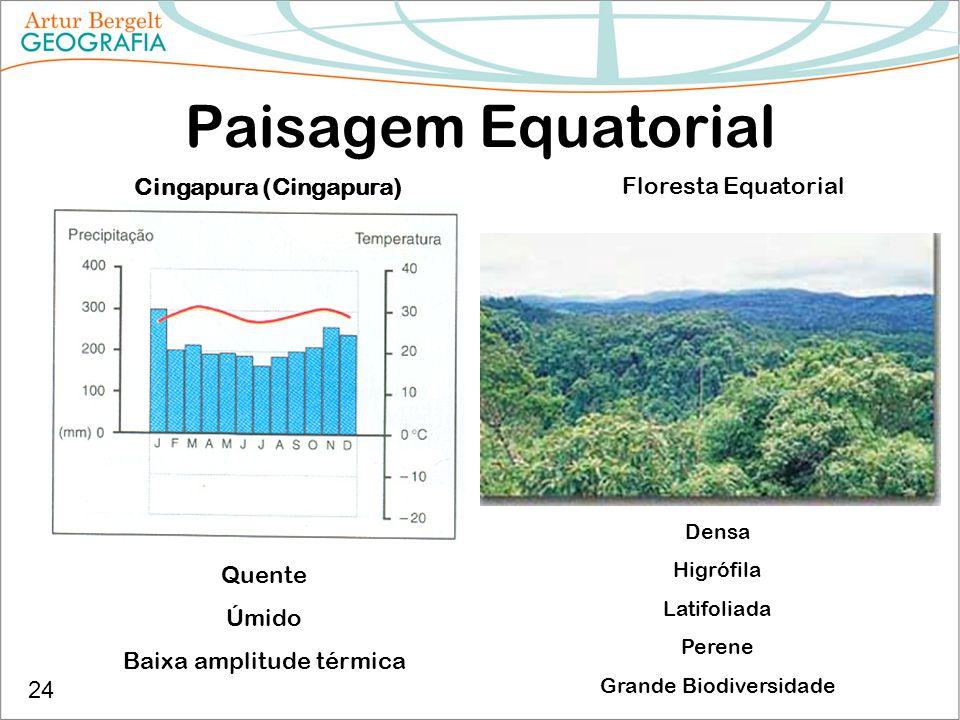 Paisagem Equatorial Cingapura (Cingapura) Floresta Equatorial Quente