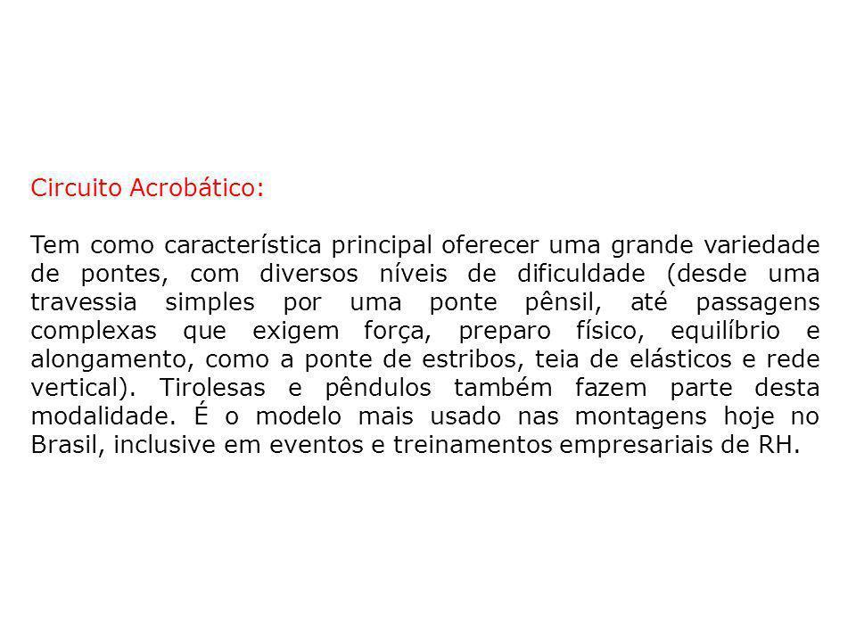 Circuito Acrobático:
