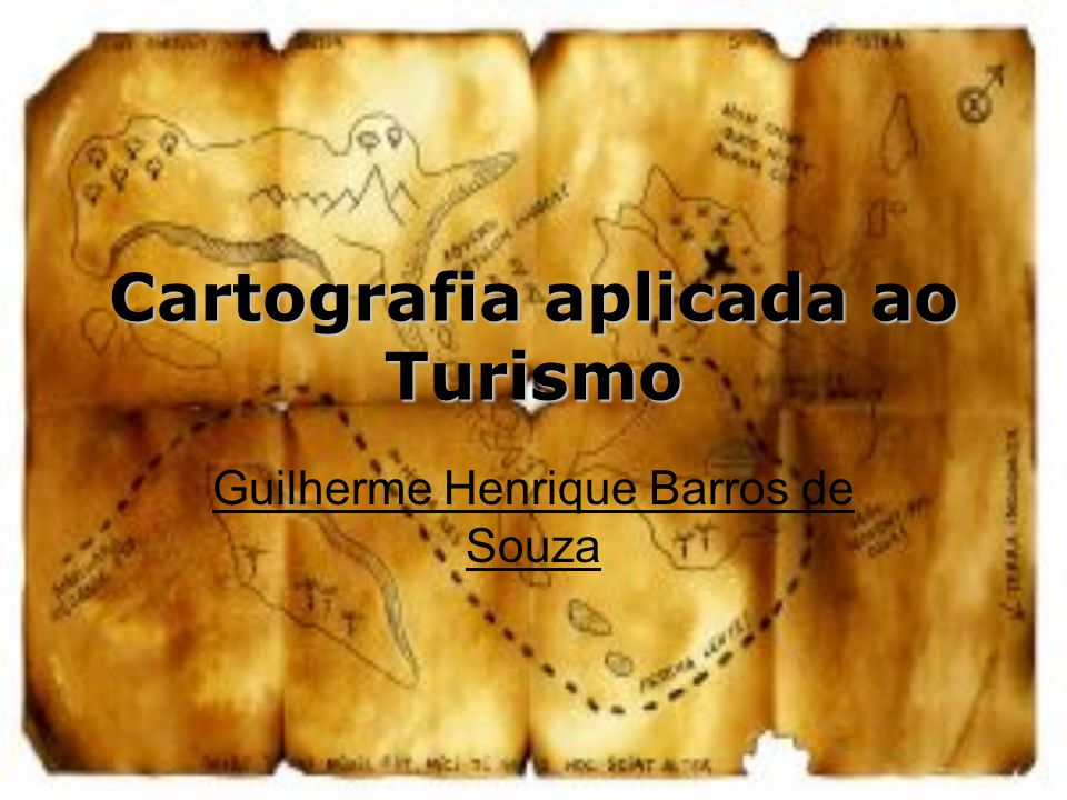 Cartografia aplicada ao Turismo