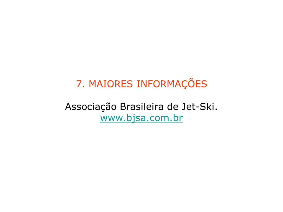 Associação Brasileira de Jet-Ski. www.bjsa.com.br