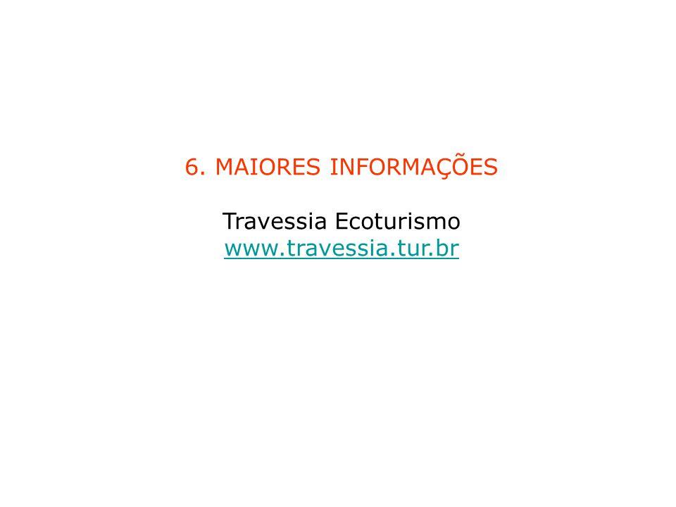Travessia Ecoturismo www.travessia.tur.br