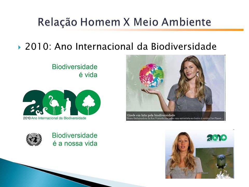 2010: Ano Internacional da Biodiversidade