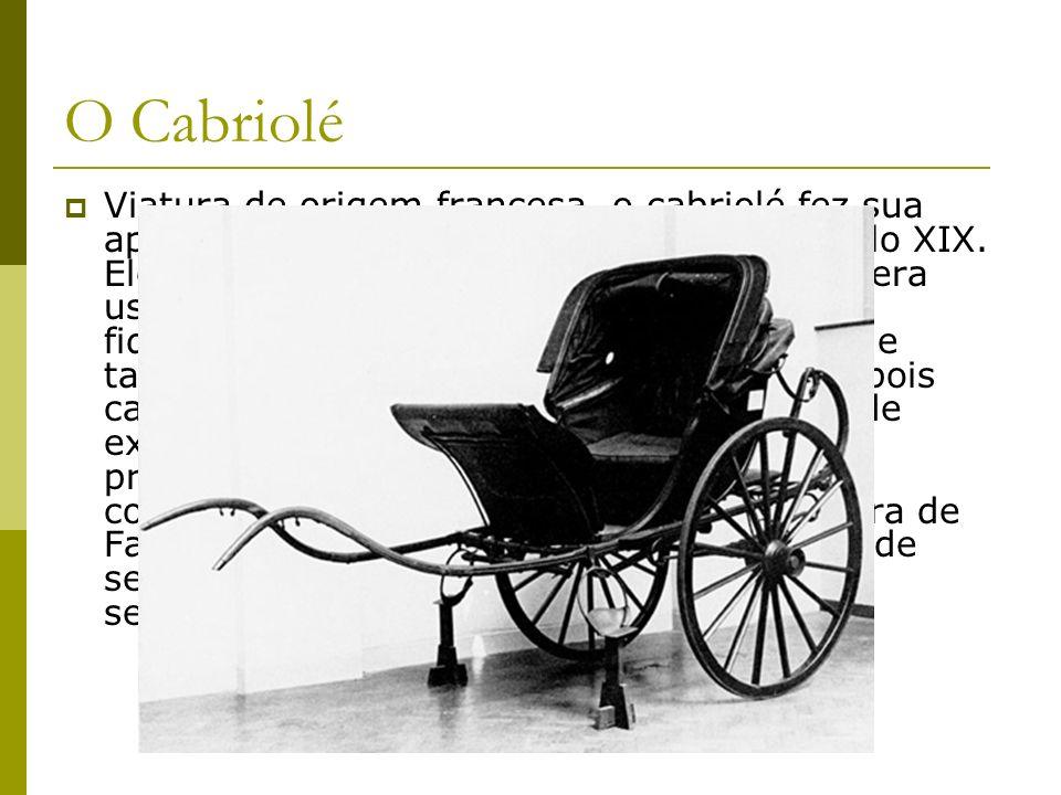 O Cabriolé