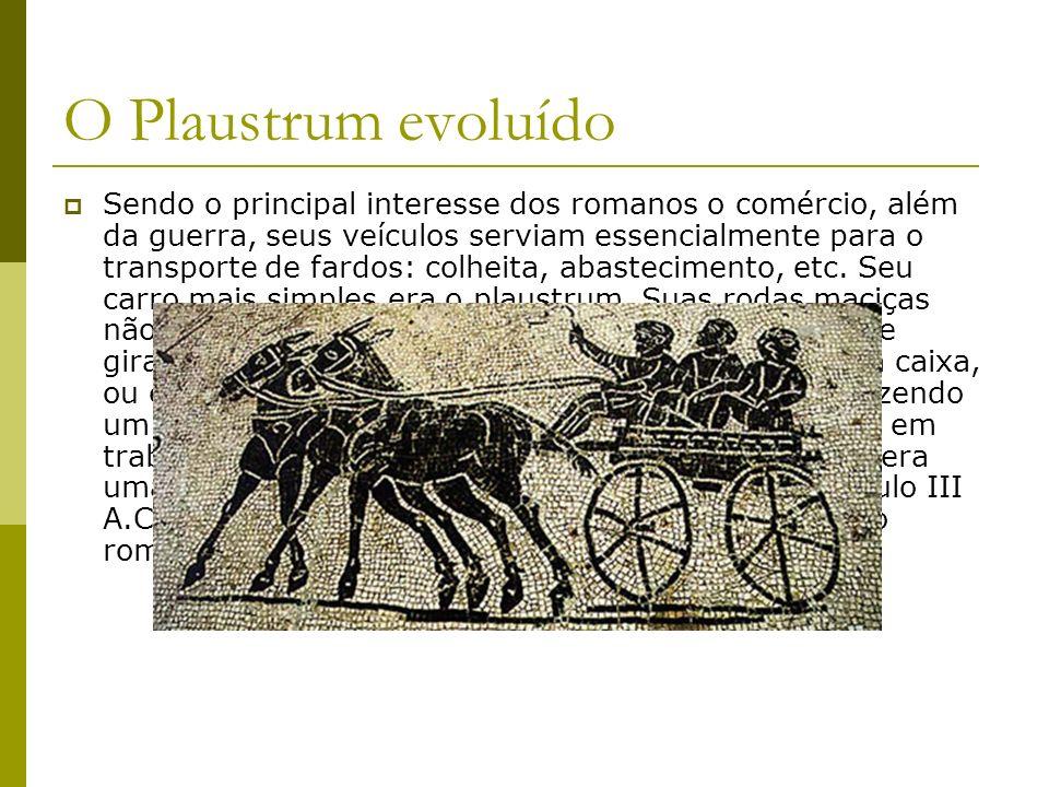 O Plaustrum evoluído