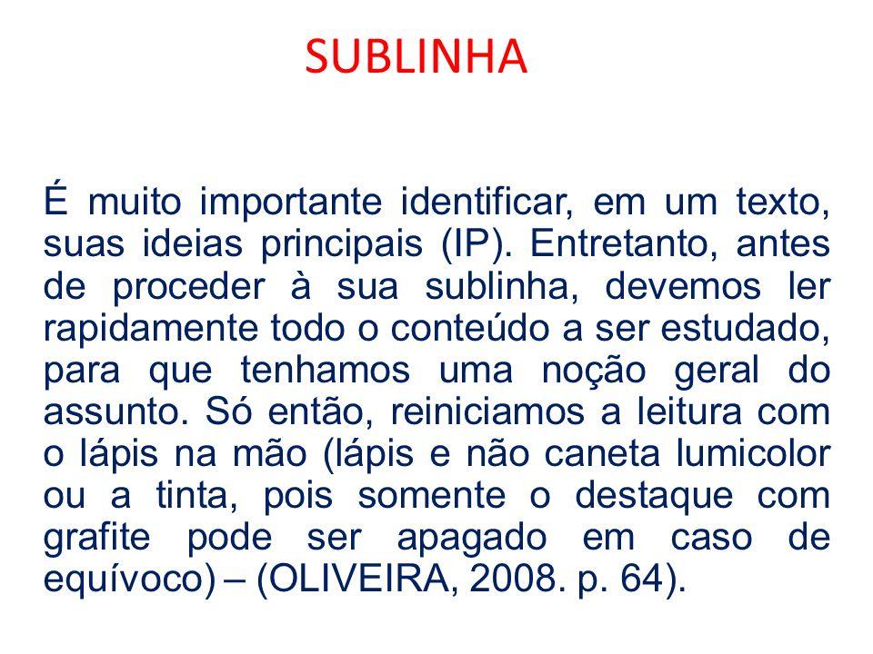 SUBLINHA