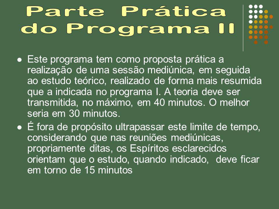 Parte Prática do Programa II