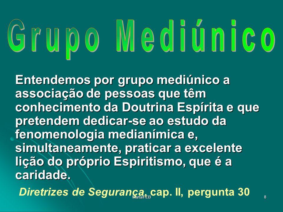 Grupo Mediúnico